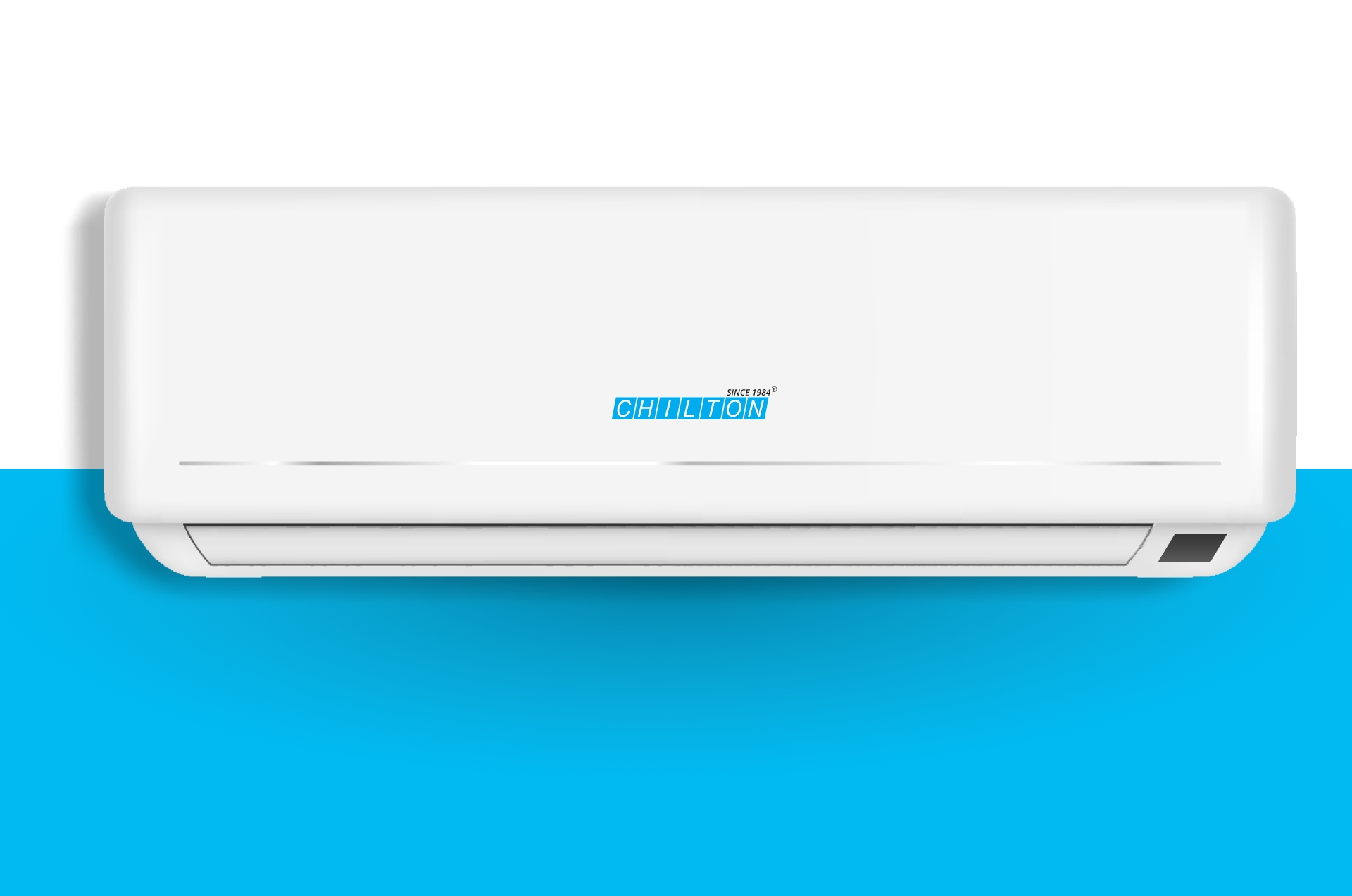 Free Hot Water generating Air conditioner - patented product of Chilton India